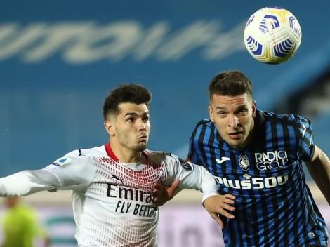¿Cuándo y a qué hora juega el Atalanta vs Milan por la Serie A?