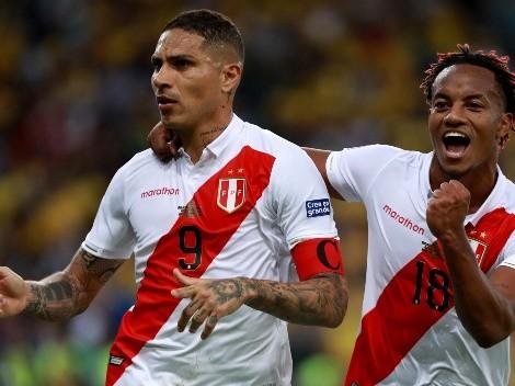 """Paolo Guerrero piensa en Chile: """"Debemos ganar, estamos de local"""""""