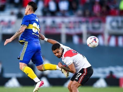 River gana el clásico con Paulo Díaz y su hinchada