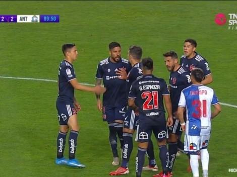 Ramón Arias explica discusión en la cancha con Espinoza