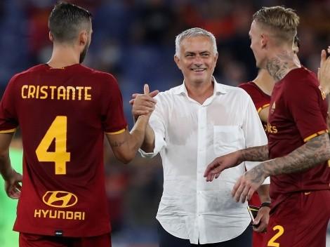 Mourinho pone a Vidal de ejemplo para tirarse flores