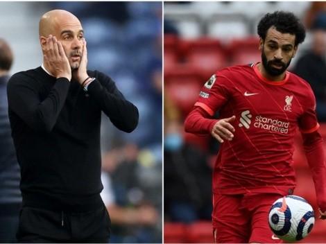 Guardiola alucina con Salah y lo pone por encima de Messi y CR7