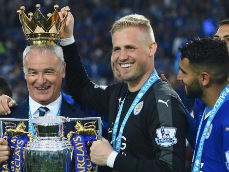 El campeón Ranieri es el nuevo técnico de Sierralta en Watford