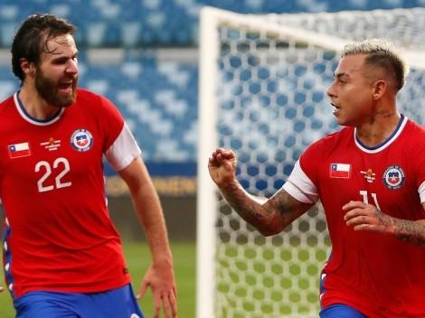 Nómina de la Selección Chilena para triple fecha de las Eliminatoria Qatar 2022