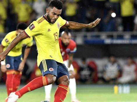 Sufre Reinaldo Rueda: Colombia pierde a su goleador