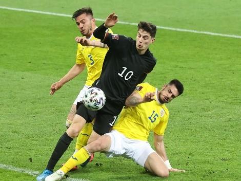 Horario: Alemania recibe a Rumania por la 7° fecha de las Eliminatorias a Qatar