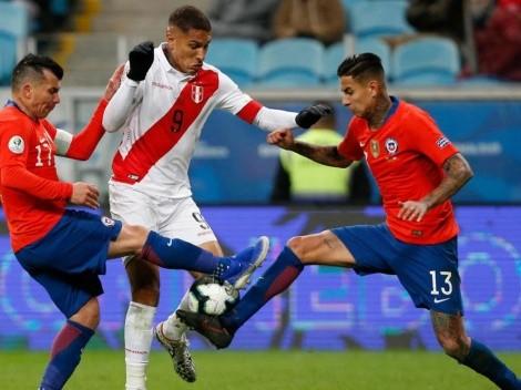 Formación de Perú: Guerrero dentro y Lapadula fuera contra Chile por ahora