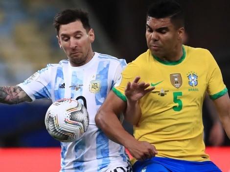 Casemiro no juega la triple jornada por inusual infección