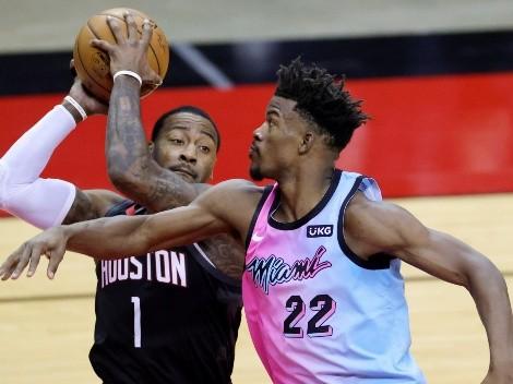 ¿Cuándo y a qué hora juegan los Rockets vs los Heat en la pretemporada de la NBA?