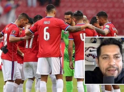"""El haiku de Rodrigo Herrera a la Roja: """"Si no lo haces ahora, cuándo..."""""""