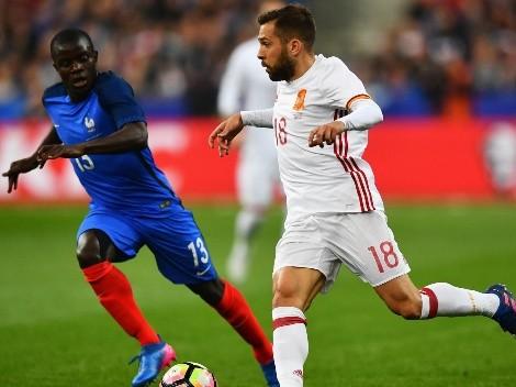 ¿Cuándo juega España vs Francia la final de la UEFA Nations League?