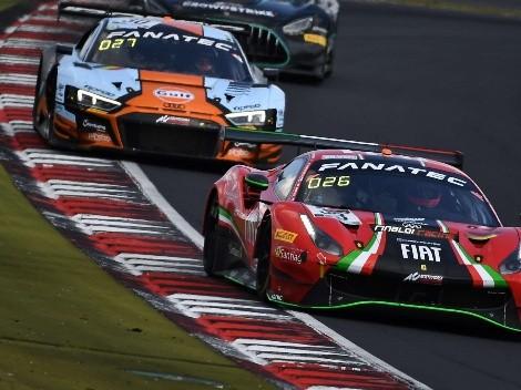 Tras triunfo en Monza: Hites va por su categoría en el GTWC