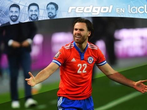 La derrota de Chile ante Perú en RedGol en La Clave
