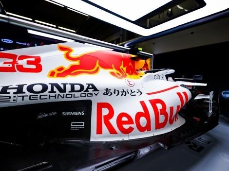 Red Bull anuncia monoplaza especial en homenaje a Honda