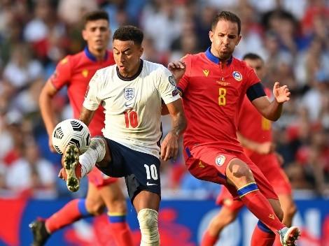 ¿Cuándo y a qué hora juega Andorra vs Inglaterra por las Eliminatorias?