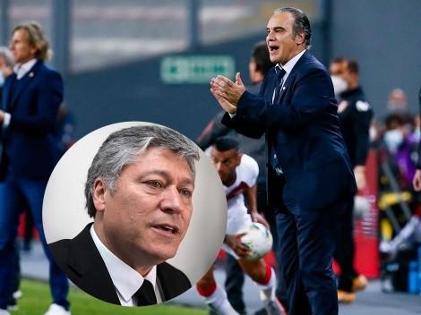 Pato Yañez compara la categoría de Gareca contra Lasarte