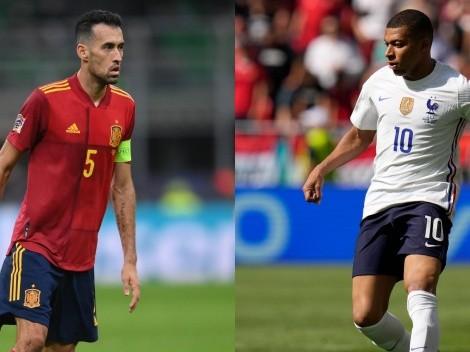España y Francia animan la final de la UEFA Nations League: Horario