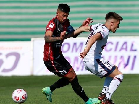 Deportes Antofagasta recibe a un complicado Melipilla
