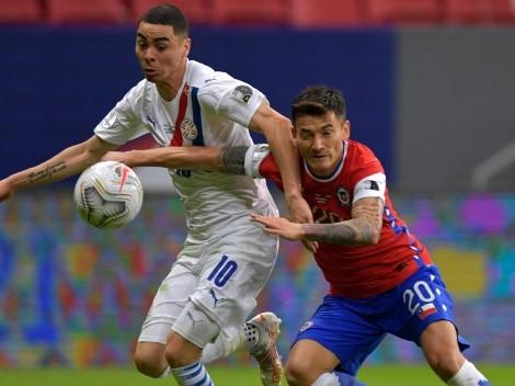 Hugo Brizuela ve un Paraguay cerrado contra Chile