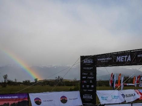 ¡Todo listo para la Patagonian World Marathon!