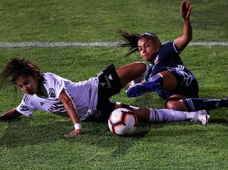 Colo Colo recibe a la U en la semifinal de ida del Campeonato Femenino