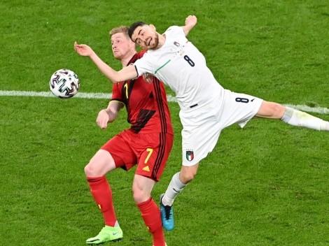 ¿Cuándo y a qué hora juegan Italia vs Bélgica por el tercer lugar de la Nations League?