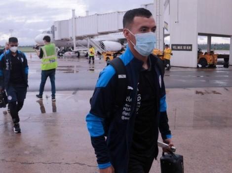Paraguay aterriza en Chile para el duelo por las Eliminatorias