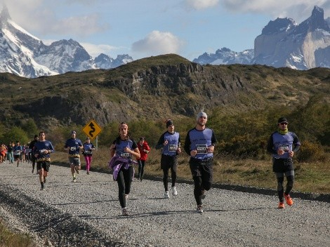 Un chileno triunfa en el Patagonian World Marathon