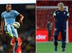 Ex Manchester City le hornea un quequito a Pellegrini
