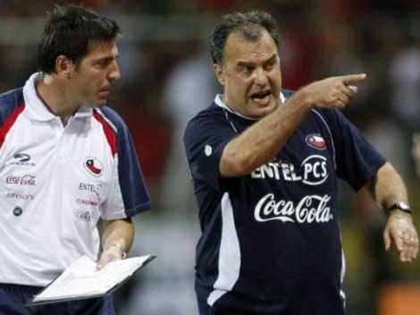 Salah desechó a Berizzo por Reinaldo Rueda como DT de Chile