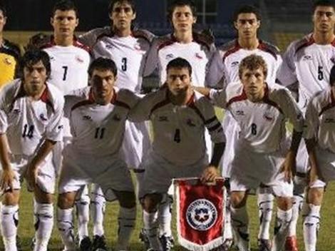 La olvidada selección chilena de Berizzo y Gazale en 2008