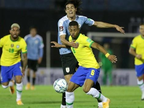 ¿Cuándo juegan Brasil vs Uruguay por Eliminatorias?
