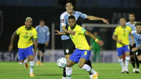 Uruguay buscará volver al triunfo ante una Brasil que viene de ceder sus primeros puntos en Eliminatorias.