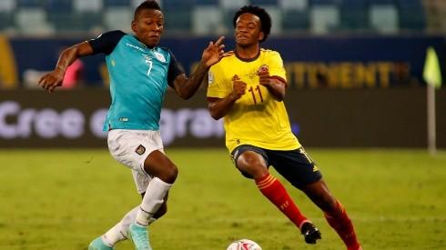 Ecuador buscará volver al triunfo ante una Colombia que espera escalar a la zona de clasificación directa.