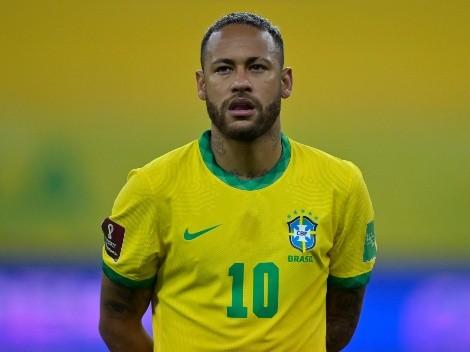 """Neymar: """"Creo que Qatar será mi última Copa del Mundo"""""""