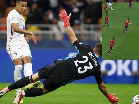Francia se lleva la Nations League con polémica remontada