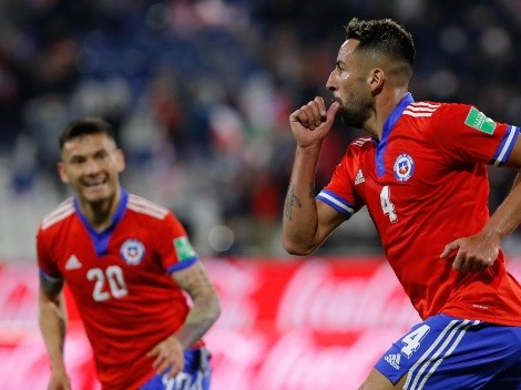 ¿Cómo salió Chile vs Paraguay?
