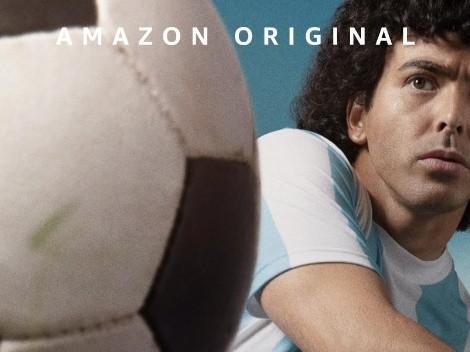 Revisa el trailer de la serie Maradona: Sueño Bendito