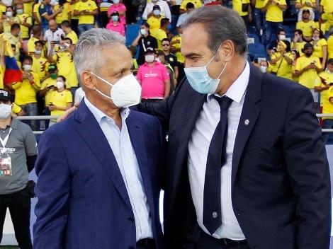 """La """"ayudita"""" que la Roja espera de Colombia y Reinaldo Rueda"""