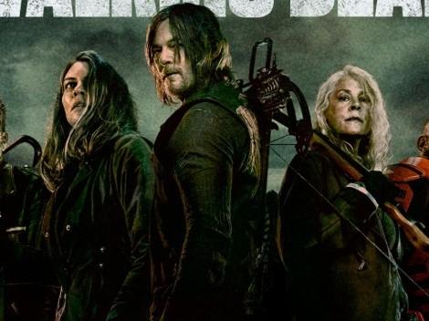 ¿Cuántos capítulos tiene la temporada 11 de The Walking Dead?