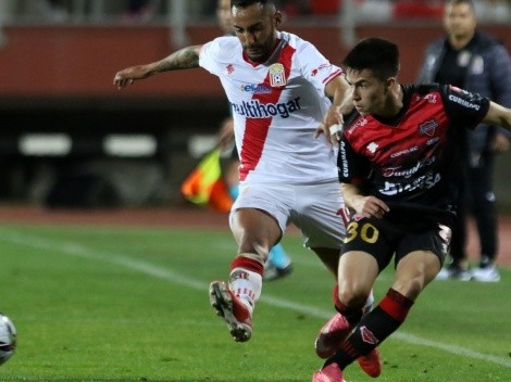 Curicó y Ñublense empatan sin goles en un reñido partido