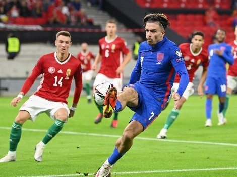 ¿Cuándo y a qué hora juega Inglaterra vs Hungría por las Eliminatorias?