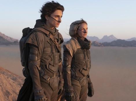 ¿Qué día se estrena Dune en los cines?