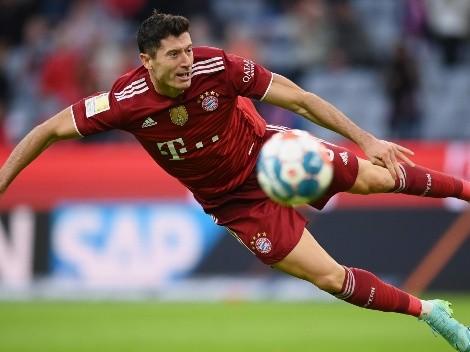 Lewandowski asegura que merece ganar el Balón de Oro