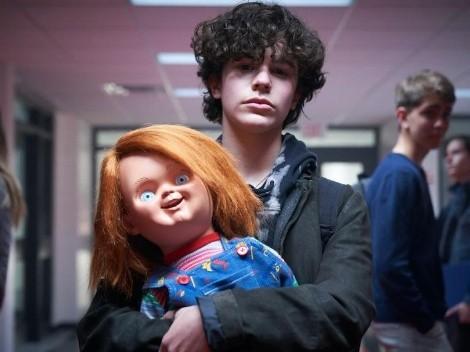 Esta es la nueva serie de Chucky