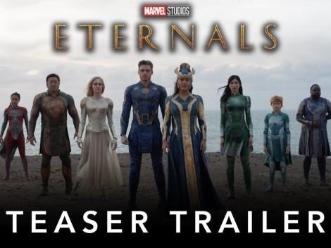 ¿Qué día se estrena la película de Marvel Eternals en los cines?