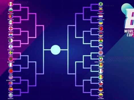 Chile tiene rival para la Baloon World Cup de Ibai Llanos