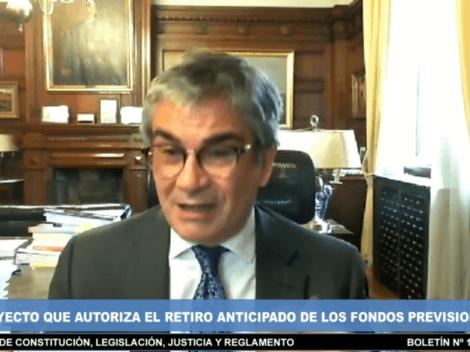 Banco Central advierte impacto del cuarto retiro