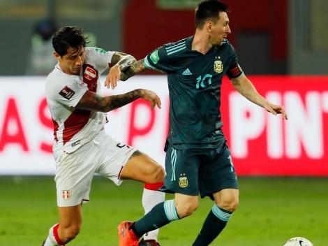 Horario: Argentina y Perú se miden por la fecha 12 de las Eliminatorias