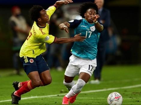 Horario: Colombia y Ecuador se juegan partido de 6 puntos en Barranquilla